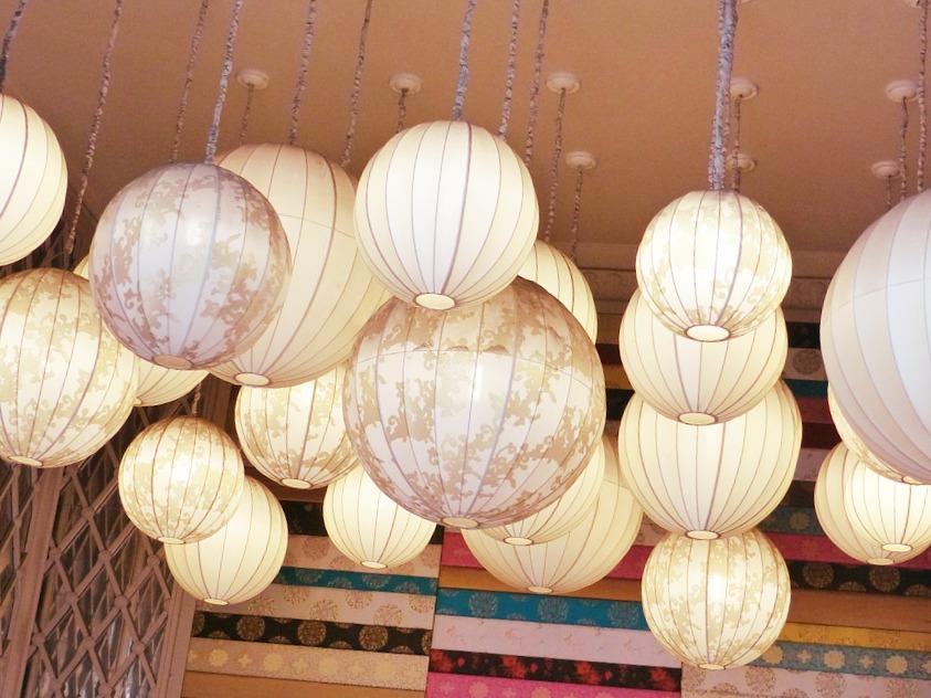 plafonnier lumiere